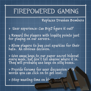 FirePowered Gaming Blueprint
